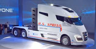 semi truck companies nikola unveils its hydrogen powered semi truck
