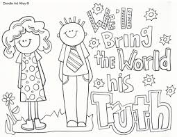 missionary work photo pic lds missionary coloring page at best all
