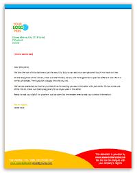 business letterhead template word best business template