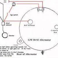 wiring diagram for 3 wire gm alternator yondo tech
