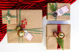 xmas gift xmas gift wrap new home ideas