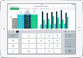 Simple Spreadsheet For Ipad Learn About Simplified Data Entry In Numbers For Ios Apple Support