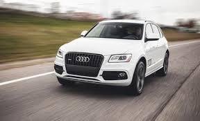 audi q5 model comparison audi q5 reviews audi q5 price photos and specs car and driver