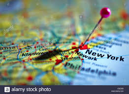 New York City On A Map by Overview Map Of New York City 1879 Stock Photo Royalty Free