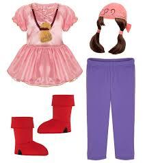 amazon com disney store izzy halloween costume size 2t jake and