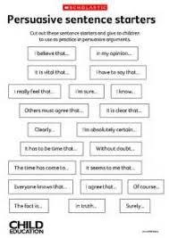 persuasive letter format ks2 example good template