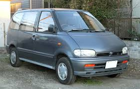 old nissan van nissan serena review and photos