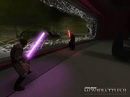 Star Wars Office Mace Windu Vs Palpatine At The Chancellor U0027s Office Image Movie