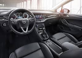 opel insignia wagon interior opel astra sports tourer a compact estate which is spacious and