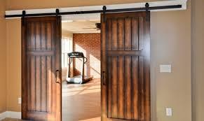 Barn Doors For Homes Interior Adjust An Interior Sliding Barn Doors The Door Home Design