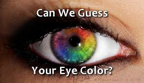 guess eye color playbuzz
