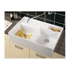 Belfast Kitchen Sink Villeroy Boch Butler 90 895mm X 630mm White Bowl Belfast