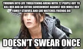 Funny Swearing Memes - amazing funny swearing memes hunger games kayak wallpaper