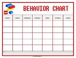 lego behavior chart free printable allfreeprintable com