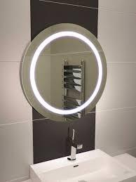 Clock For Bathroom Bathroom Cabinets Ascent Mirrors Duke Anti Mist Bathroom Mirror