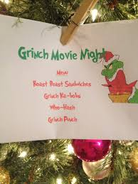 everything u0027s more fun in a tutu themed movie night grinch who