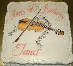 sponge birthday cake