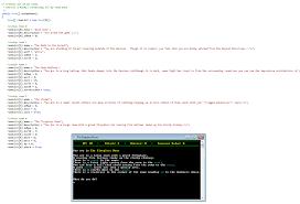c scripting nick urko u0027s portfolio