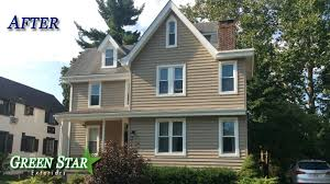 green exteriors vinyl replacement windows and siding pa