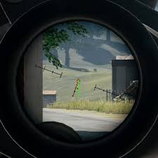 pubg 4x zeroing if i m leaning with the 4x do i aim down the optics or follow this