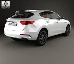 maserati suv interior maserati levante with hq interior 2017 3d model hum3d
