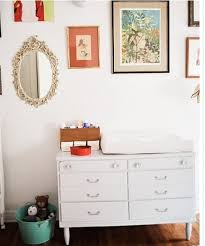 Using A Dresser As A Changing Table 25 Hacks To Make Room For A Baby In Your Tiny Home