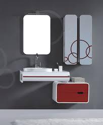 Modern Bathroom Cabinets Floating Vanity Designs To Decor - Designer bathroom cabinets mirrors
