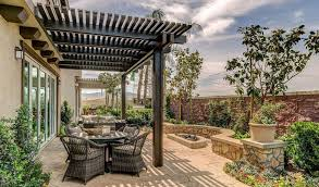 Building A Pergola Attached To The House by 50 Beautiful Pergola Ideas Design Pictures Designing Idea