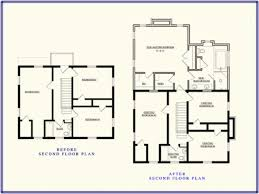 100 house addition floor plans home design freer plans with