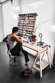 Ikea Studio Desk by Best 25 Ikea Glass Desk Ideas On Pinterest Glass Desk Glass