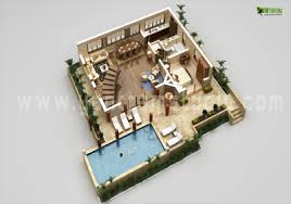 Home Design 3d Examples 3d Floor Plan Design Interactive 3d Floor Plan Yantram Studio