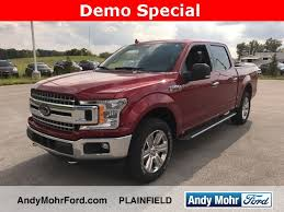 new 2018 ford f 150 xlt 4d supercrew near indianapolis t28217