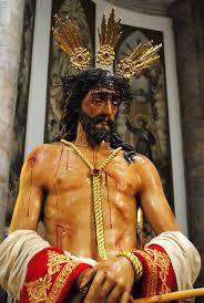 imagenes de jesus ante pilato almagro el cristo de la humildad del paso de jesús ante pilatos de