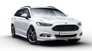 ford jeep 2017 the ford mondeo st is back top gear
