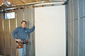 Insulating Basement Walls With Foam Board by Insulated Wall Panels For The Basement Rigid Foam Insulation