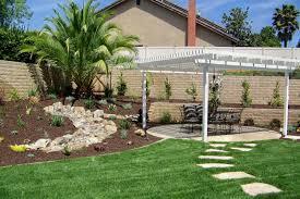 backyard landscape design by letz design landscape in san diego