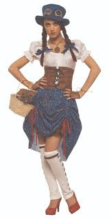 Steampunk Halloween Costumes 85 Wiz Costumes Images Wizards Costume