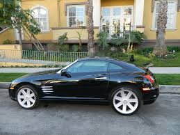 2004 chrysler crossfire srt 6 related infomation specifications