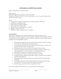 duties of a cna cna resume example click to zoom 12 2 certified