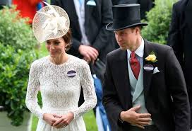 princess anne kate middleton giving princess anne side eye at ascot is the best