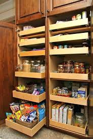 Kitchen Cabinet Pantry Unit Organizing A Pantry Closet Medium Size Of Organization Containers