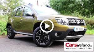 duster dacia dacia reviews carsireland ie reviews