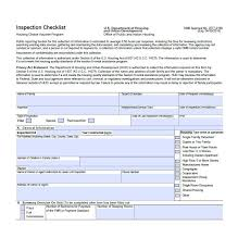 27 images of request for inspection template infovia net