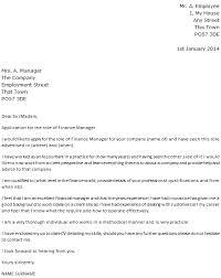 finance consultant cover letter bsisydun finance cover letter 10
