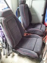 86 Mustang Gt Interior 2 86 Mustang Gt Seatsfor Sale