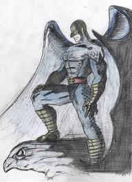 birdman based on jim lee u0027s batman 608 by jakelloyd on deviantart