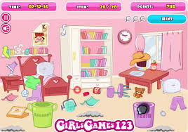 My Room Decoration Games - bedroom game games