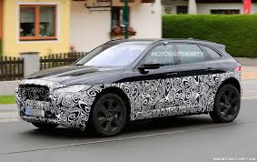 jaguar jeep 2019 jaguar i pace spy shots