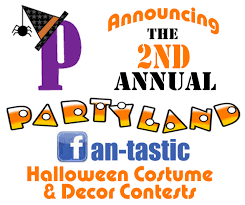 halloween photo contests 2nd annual fan tastic halloween contests