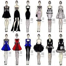 hayden williams fashion illustrations fashion collection revealed